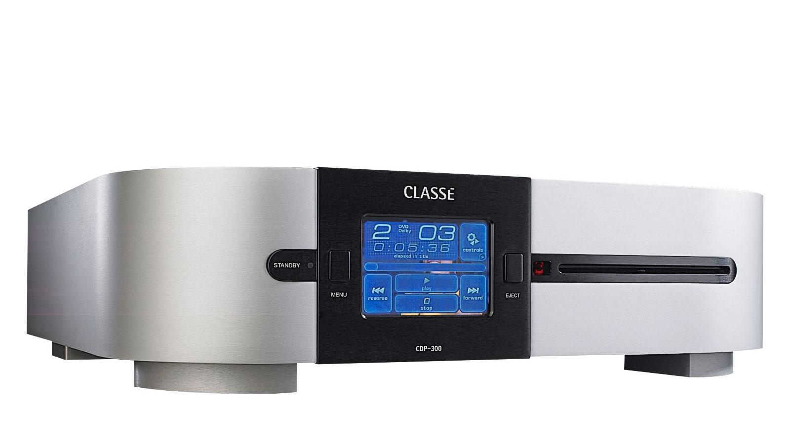 CDP-100 - Classé Audio Support